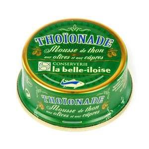 Conserverie La Belle Iloise - Thoïonade aux olives