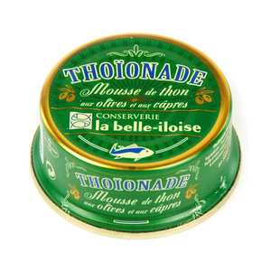 Conserverie La Belle Iloise - Tuna Thoïonade with Olives