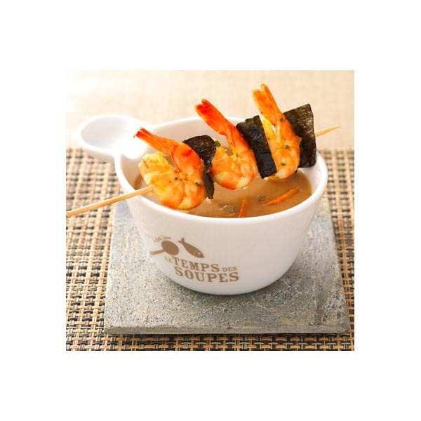 Velouté de Coquillages - Shellfish Soup