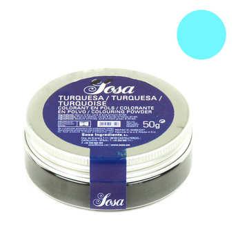 Sosa ingredients - Colorant en poudre turquoise