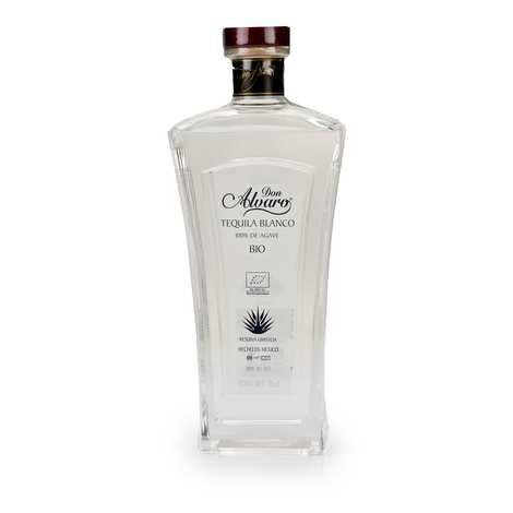 Jean Hervé - Don Alvaro 100% Organic Agave Tequila - Añejo Reserva Limitada 40%