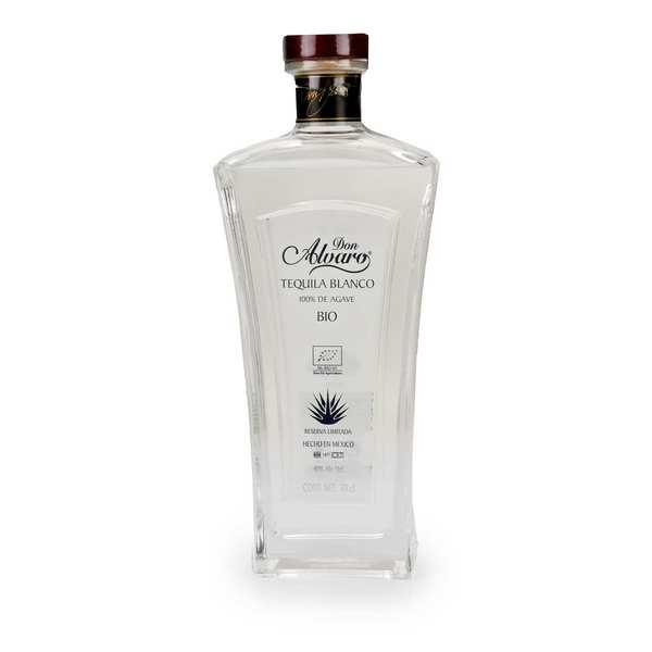 Don Alvaro 100% Organic Agave Tequila - Añejo Reserva Limitada 40%