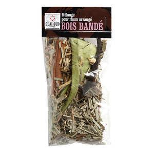 Quai Sud - Bois bandé mix for customised rum