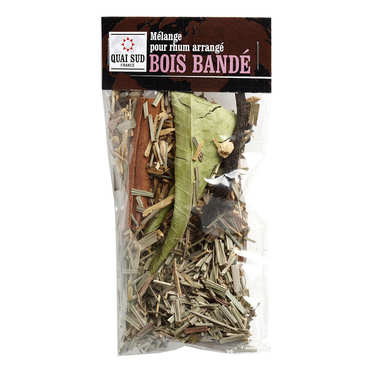Bois bandé mix for customised rum