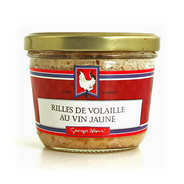 Georges Blanc - Rillettes of chicken made with white wine