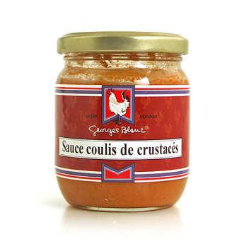 Georges Blanc - Sauce au coulis de crustacés