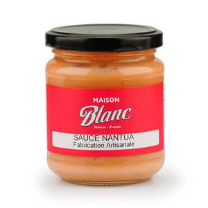 Georges Blanc - Nantua Sauce