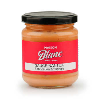 Georges Blanc - Sauce Nantua pour quenelles et poissons
