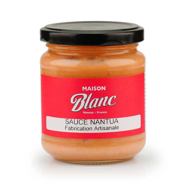 Sauce Nantua pour quenelles et poissons