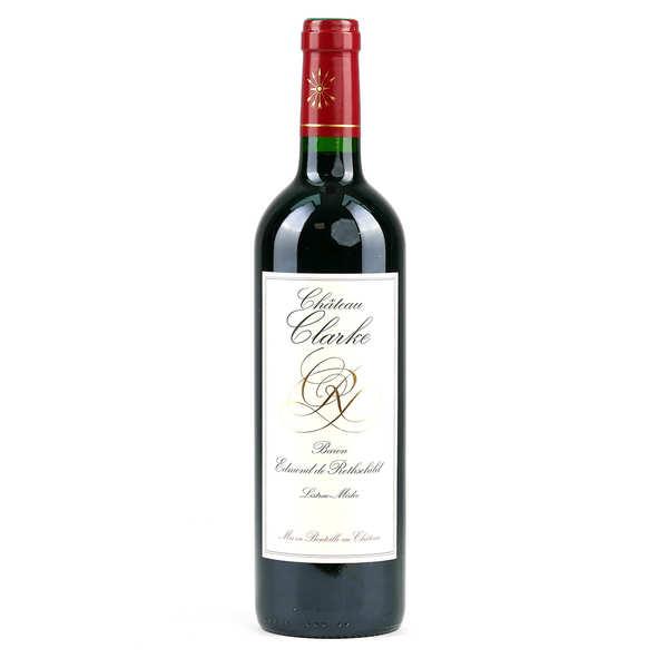 Chateau Clarke Listrac Medoc Bordeaux Wine