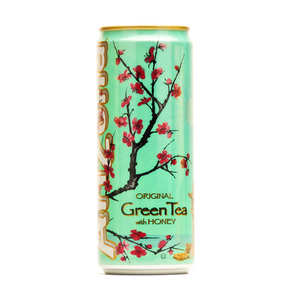 Arizona Iced Tea - Arizona au thé vert, ginseng et miel - Canette