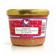 Georges Blanc - Poultry Liver Pâté with Port