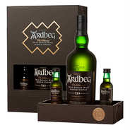 Distillerie Ardbeg - Whisky Ardbeg 10 ans Coffret The ultimate - 46%
