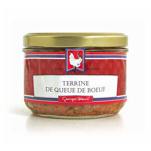 Georges Blanc - Oxtail terrine