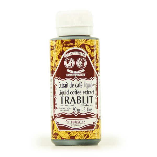 Liquid Coffee Extract - Trablit