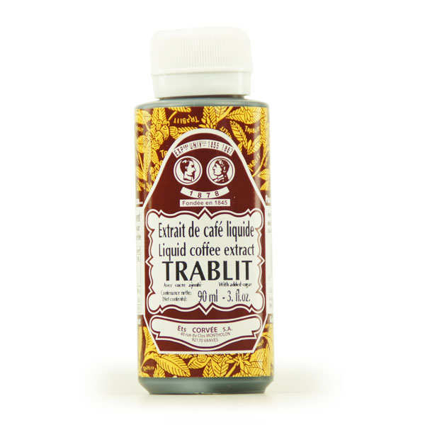 Liquid Coffee Extract - Trablit