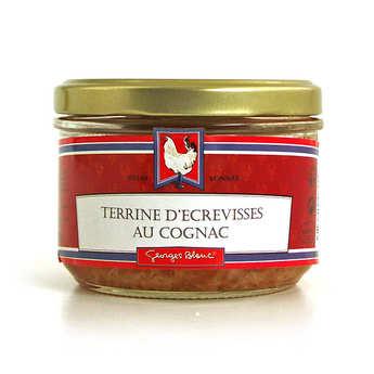 Georges Blanc - Terrine d'écrevisses au Cognac