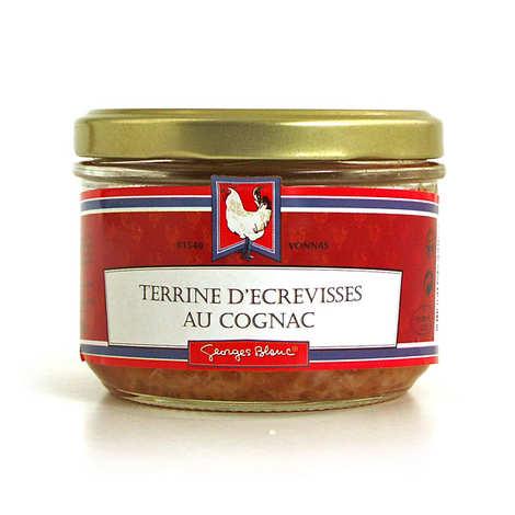Georges Blanc - Crayfish paté flavoured with Cognac