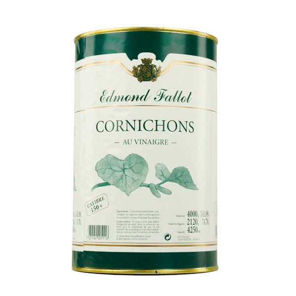 Cornichons au vinaigre - Boîte Géante