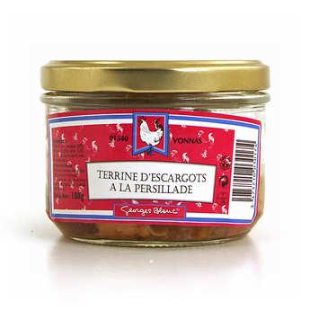 Georges Blanc - Snail Pâté with Parsley
