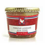 Georges Blanc - Terrine landaise aux cèpes
