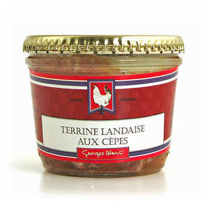 Georges Blanc - Pork Terrine with Cep Mushrooms