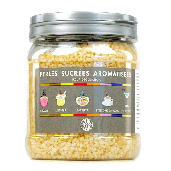 Sucre perlé aromatisé à la vanille - Sucre spécial chouquettes