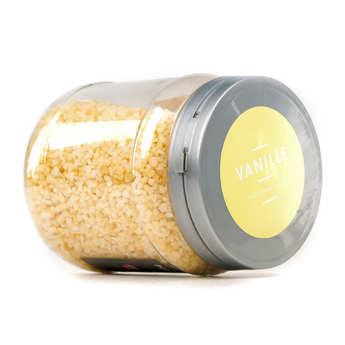 Zuk-Zak - Sucre perlé aromatisé à la vanille - Sucre spécial chouquettes