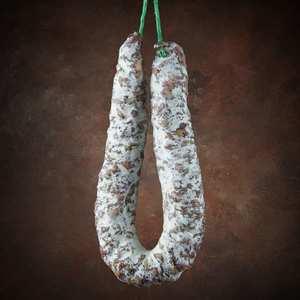 Le Clos de Montgrand - Dry duck sausage