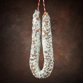 Le Clos de Montgrand - Saucisse sèche au piment d'espelette