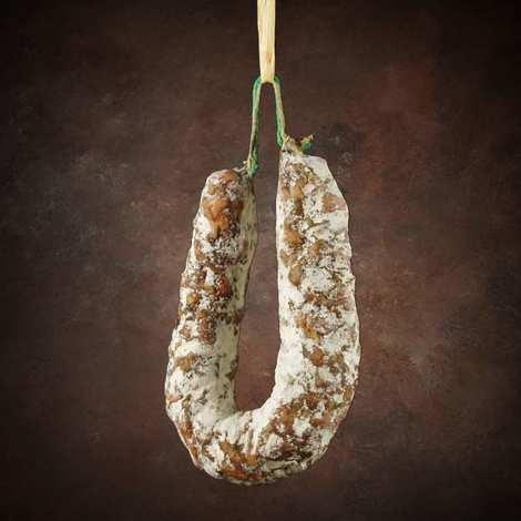 Le Clos de Montgrand - Dry sausage with cep mushrooms