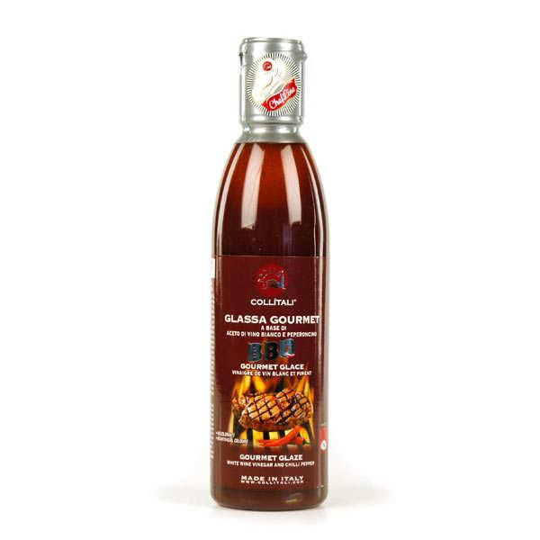 Gourmet glaze BBQ - White wine vinegar and chili pepper