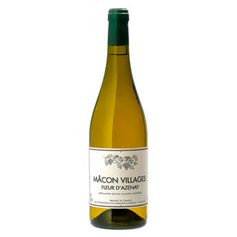 Georges Blanc - Macon villages 2008 - Fleur d'Azenay by Georges Blanc