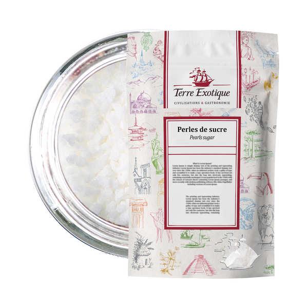 Sucre perlé - Sucre spécial chouquettes - Sachet
