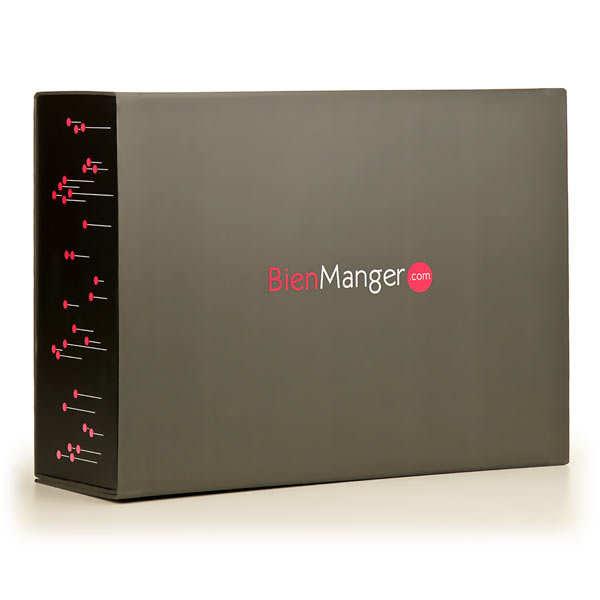 BienManger.com gift box - 25 x 11 x 33cm