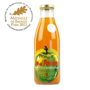 Ferme du Pressoir - Farmer apple juice