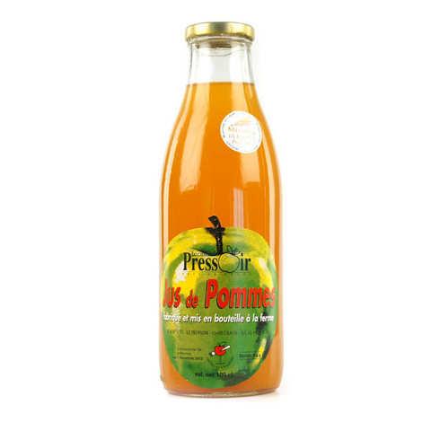 Ferme du Pressoir - Farmer apple juice