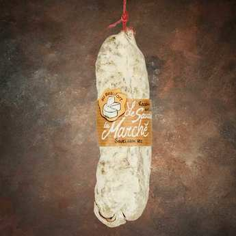 Peguet Savoie - Dry sausage with Beaufort cheese