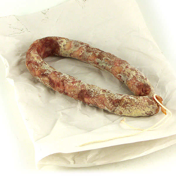 Dry Sausage with Roquefort cheese from Aveyron