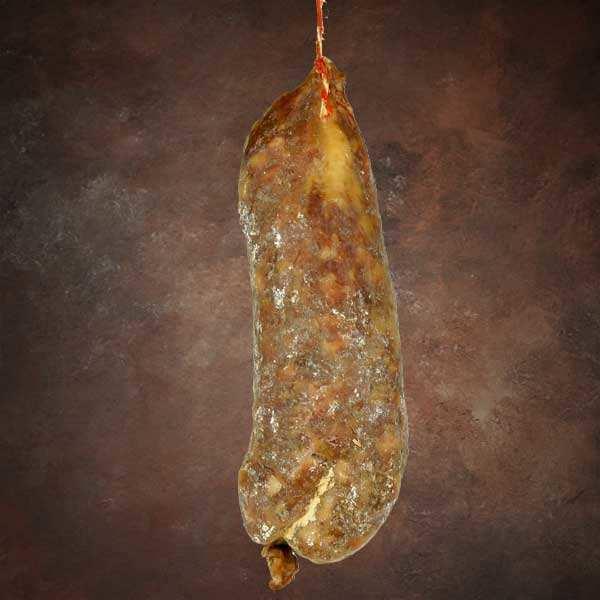 Dry smoked sausage