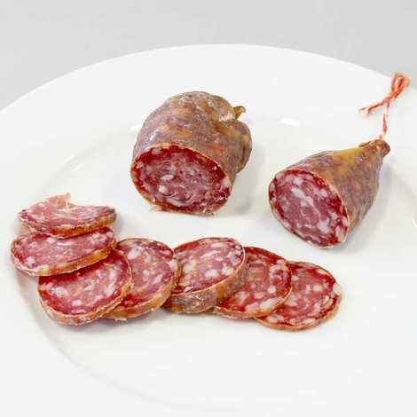 Peguet Savoie - Saucisson fumé