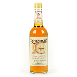 Rittenhouse - Rittenhouse Rye Whiskey - Whisky du Kentucky - 40%