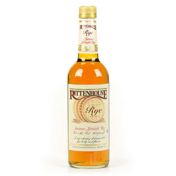Rittenhouse - Kentucky Rye Whiskey - 40%