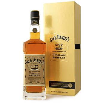 Jack Daniel's - Jack Daniel's Gold N°27 whisky du Tennessee - 40%