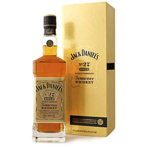 Jack Daniel's - Jack Daniel's Gold N°27 Tennessee Whiskey - 40%