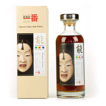 The number one drinks - Karuizawa 27 years multivintage 1981, 82, 83, 84