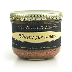 Jean Claude Aulas - Rillettes pur canard