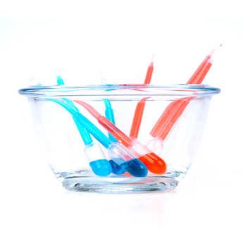 - Micro pipettes de cuisine souples 0.5ml