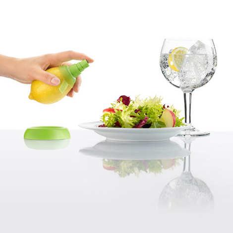 Lékué - Citrus Spray - Spray à visser sur citron et agrumes
