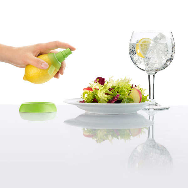 Citrus Spray - attachable nozzles for lemons and citrus fruit